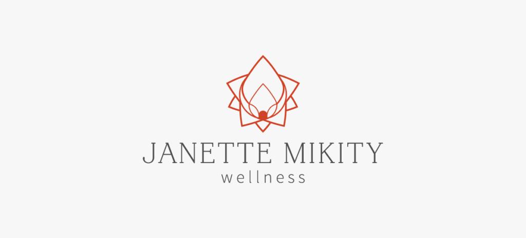 Janette Mikity Wellness logo